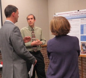 Krebs research day