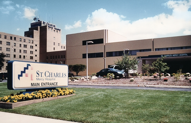 st vincent hospital toledo ohio map Facilities Mercy