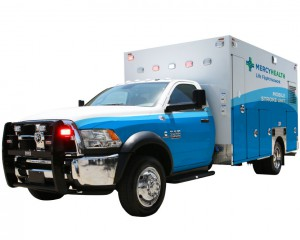 Mobile Stroke Unit